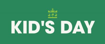 Kid's Day- August 8