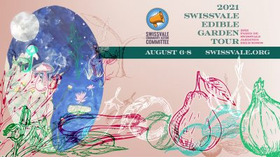 2021 Swissvale Edible Garden Tour