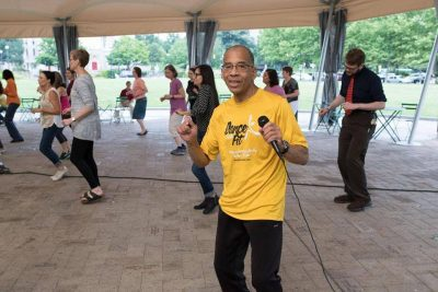 Dance and Be Fit with Roland - August 26