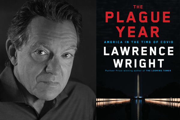 Ten Evenings with Lawrence Wright, Presented by Pi...