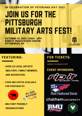Pittsburgh Military Arts Fest