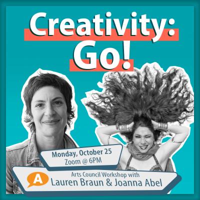 Creativity: Go!