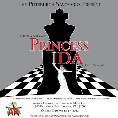 Princess Ida - Presented by the Pittsburgh Savoyards