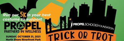 Propel Schools Foundation- Trick or Trot 5K & Fun Run