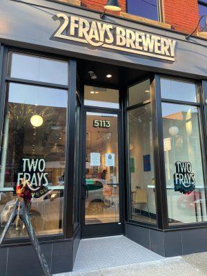 Scott Kowalski Exhibit @ Two Frays Brewery - Nov Unblurred Gallery Crawl in Garfield