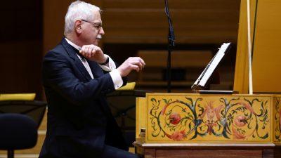Arthur Haas: Bach Goldberg Variations