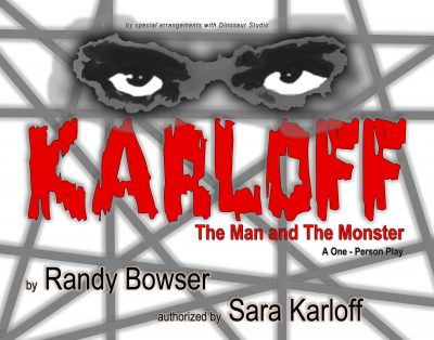 KARLOFF The Man and the Monster
